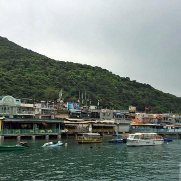 Sok Kwu Wan, Lamma Island - Hong Kong, China