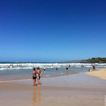 Hapuna Beach - Big Island, Hawaii, USA