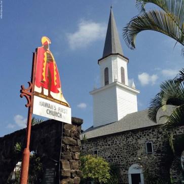 Mokuaikaua Church - Big Island, Hawaii, USA