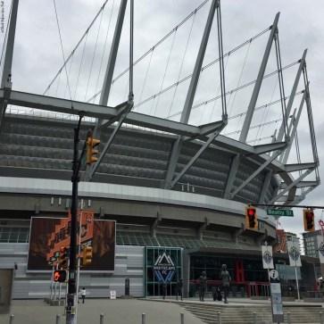 BC Place Stadium - Vancouver, British Columbia, Canada