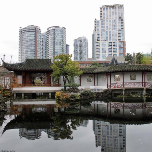Dr. Sun Yat-Sen Classical Chinese Garden - Vancouver, British Columbia, Canada