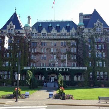 Fairmont Empress - Victoria, British Columbia, Canada