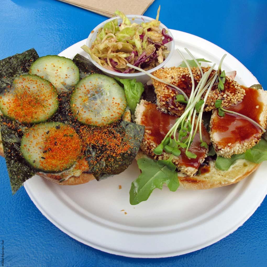 Jorgensen Sandwich: go fish