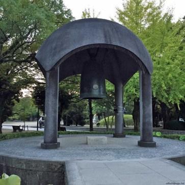 Bell of Peace - Hiroshima, Japan