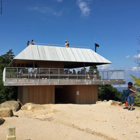 Mt. Misen Observatory - Miyajima Island, Itsukushima, Japan