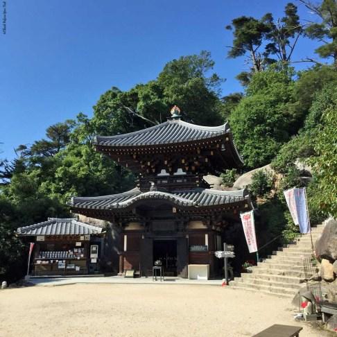 Mt. Misen temple - Miyajima Island, Itsukushima, Japan