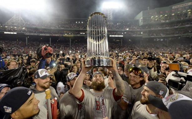 5ce96c88f24 Which of the Recent Boston Red Sox Championship Teams was the Best  – Check  Down Sports