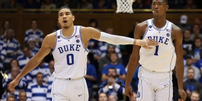 NCAA Basketball: Boston College at Duke