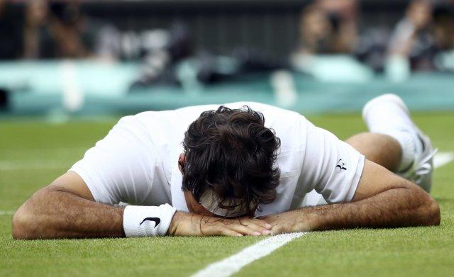 Federer Falls