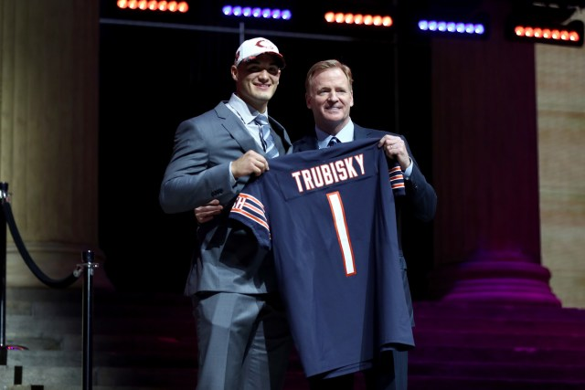 Mitch Trubisky Bears