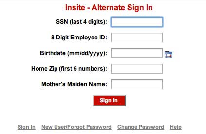 How To Login At Employeeconnectionnet ?  Macy's Insite