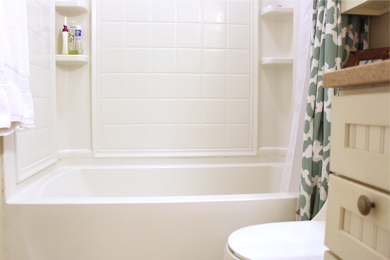 installing grab bar without studs