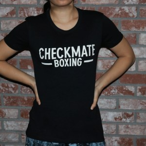 checkmate boxing logo