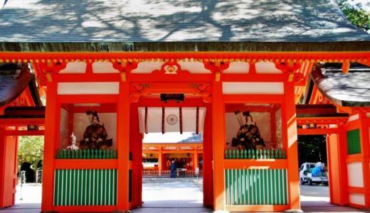 住吉神社(福岡)初詣2019の混雑状況は?駐車場や穴場の時間を調査!