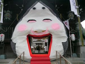 櫛田神社節分大祭2019の豆まきゲストや時間・駐車場や混雑状況は?
