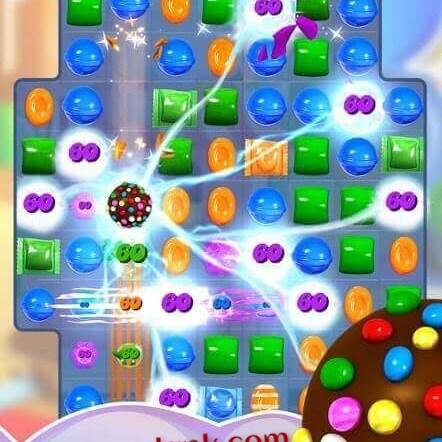 Delicious Candy Crush saga mod APK