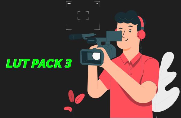 Adobe Lut Pack 3