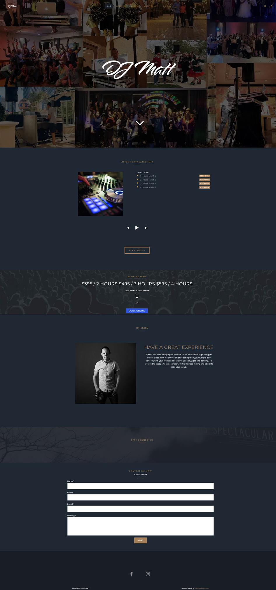 DJ-Matt-LV-Website-Preview