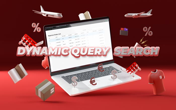 Dynamic Query Search Thumbnail Image