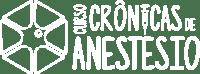 Logo curso Crônicas de Anestesio