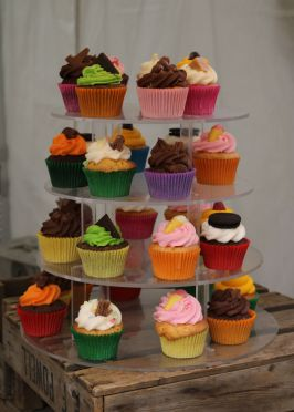 Cupcakes, Continental Market, Stoke on Trent