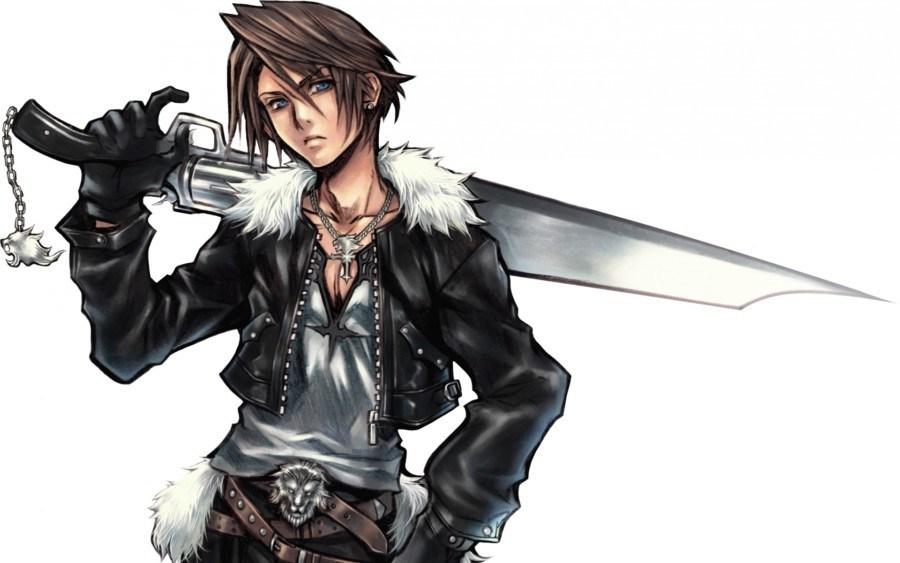 Squall Leonhart – Final Fantasy VIII