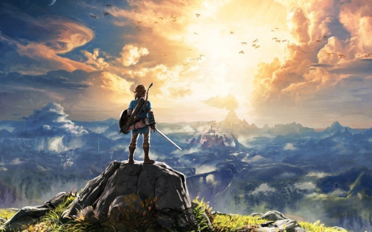 5 Times Breath Of The Wild Did Great Things For Mental Health