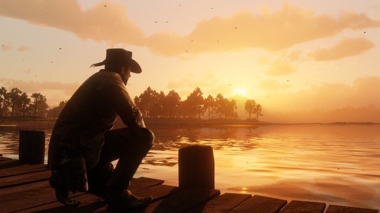 How Red Dead Online Helped Me Talk To My Brother About Mental Health