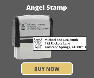 return address stamps order