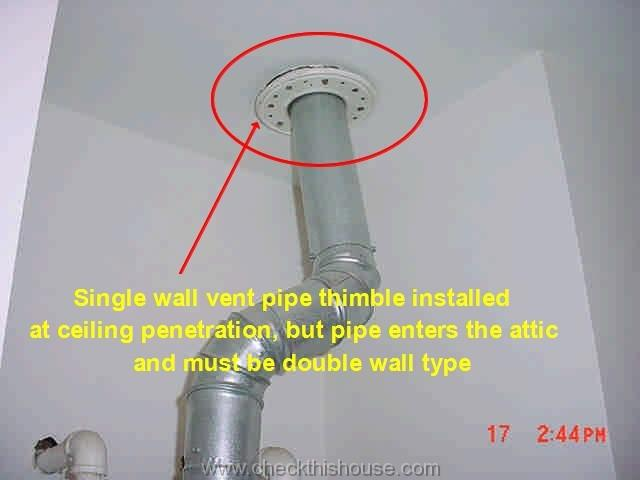 Flue Pipe Furnace