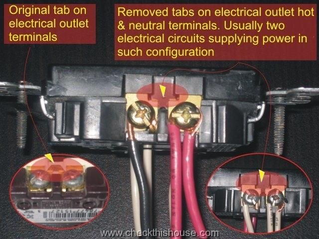 Wiring On Electrical Wiring In The Home Wiring Two Wire Shared Neutral