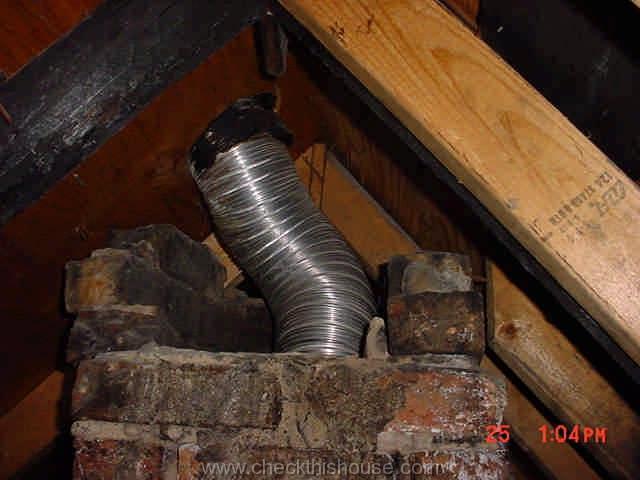 House Brick Chimney Problems  Leaking Masonry Chimney