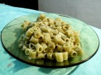 Pasta con salsa di verdure