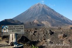 Le parc naturel de Fogo au Cap-Vert englobe le Pico de Fogo et l'esemble de sa caldeira