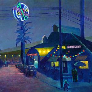 Sam's Burger Joint by Jacinto Guevara