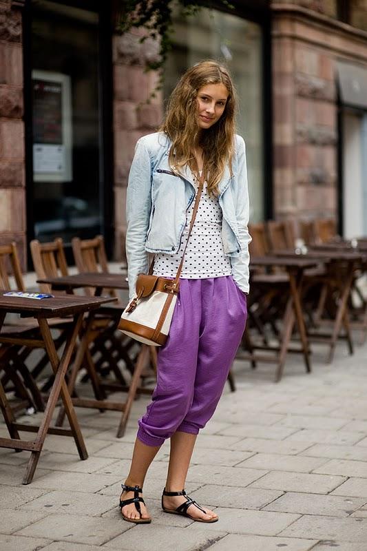 Harem-Pants-Purple-Sandals-Vanessa-Jackman