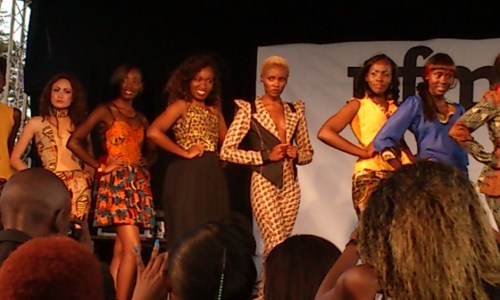 top annual fashion events in kenya - nairobi fashion market