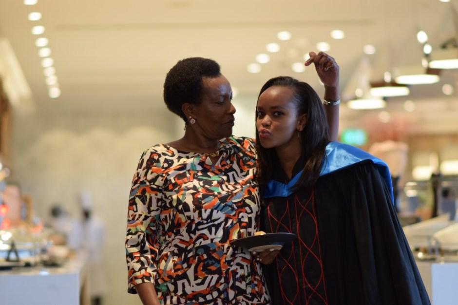Cheekily Chic Graduation Day 23