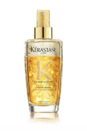Elixir Ultime L'Huile Légère Bi-Phase Oil Spray For Fine Hair by Kerastase