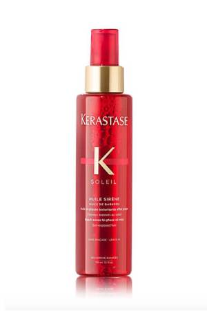 Soleil Huile Sirene Hair Oil Mist for Sun Protection by Kerastase