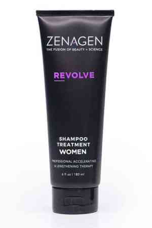 Revolve Hair Loss Shampoo Treatment for Women by Zenagen | 6oz