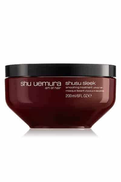 Shusu Sleek Hair Mask for Coarse Hair by Shu Uemura Art of Hair | 200ml