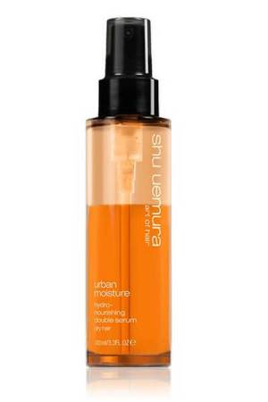 Urban Moisture Double Hair Serum by Shu Uemura Art of Hair | 100ml