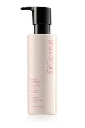 Satin Design Blow Dry Lotion by Shu Uemura Art of Hair | 250ml