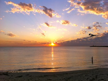 Sunset in Perth Western Australia