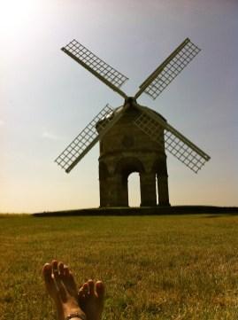 Windmill English Countryside, UK