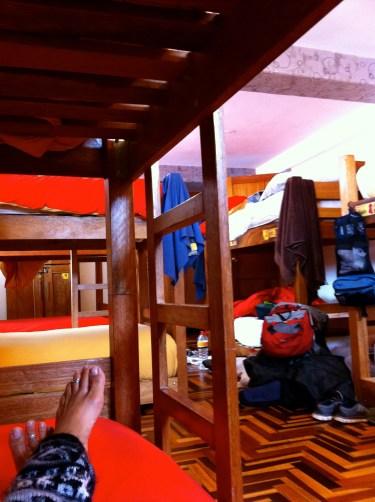 Hostel, Cusco, Peru
