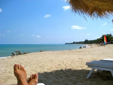 Beach. Koh Samui, Thailand