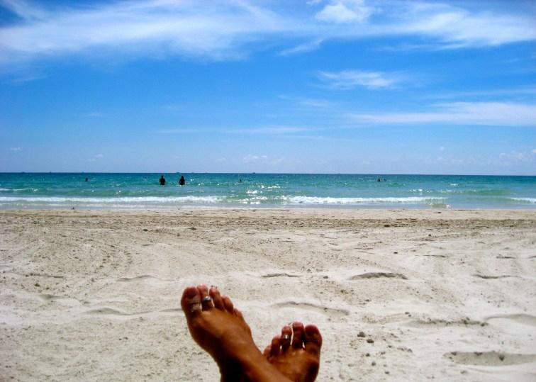 Beach. Koh Phangan, Thailand