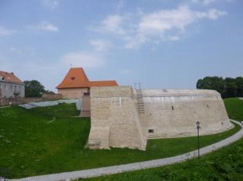 Vilnius' Defensive Wall